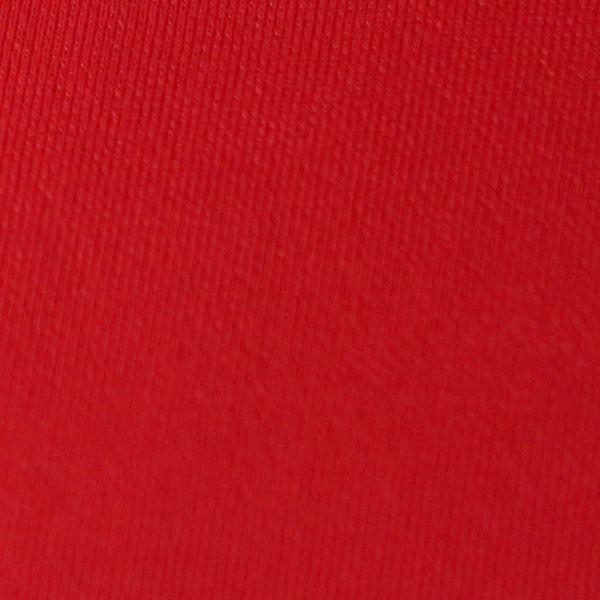 Badestoff glatt glänzend in rot