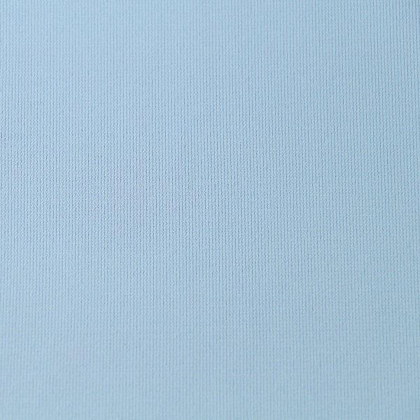 Microfaser Jersey glatt matt in himmelblau