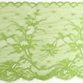 Wirkspitze Band breit elastisch in erbsengrün