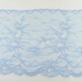 Wirkspitze Band breit elastisch in babyblau