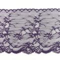 Wirkspitze Band breit elastisch in violett