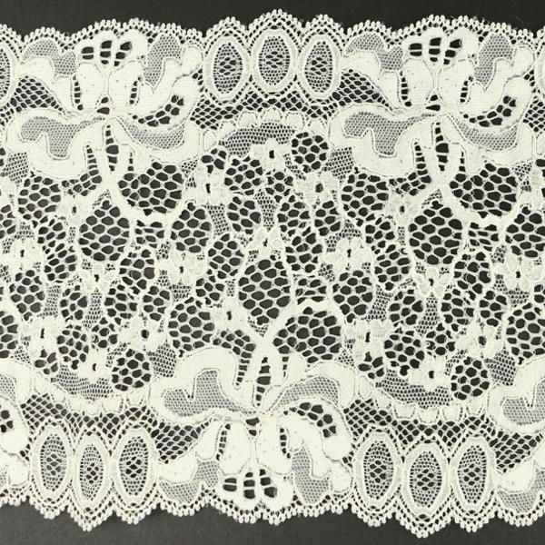 Wirkspitze Band breit elastisch in creme