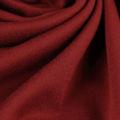 Baumwoll Jersey matt dunkelrot