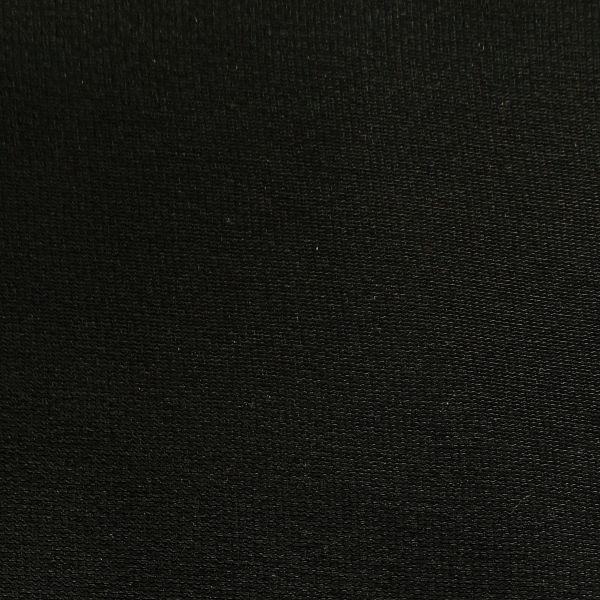 Miederstoff elastisch in schwarz