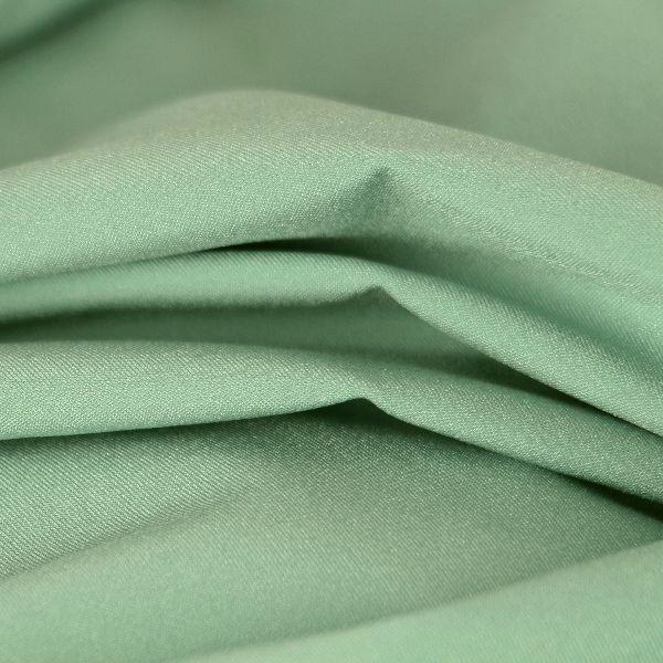 Microfaser Jersey sehr fein glänzend in seegrün