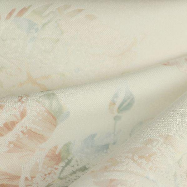 Baumwoll Jersey glänzend fein in creme rosa hellgrün bleu