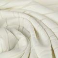 Microfaser Jersey glatt fein in weiss transparent