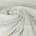 Microfaser Jersey matt weich in weiss